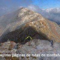 Las mejores páginas de rutas de montaña de España