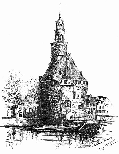 Hoorn - Main Tower