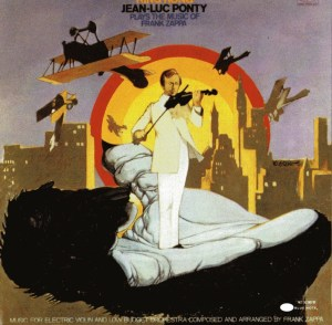 King Kong. Jean-Luc Ponty Plays The Music Of Frank Zappa