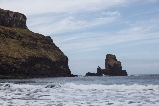 Sea Stack At Talisker Point