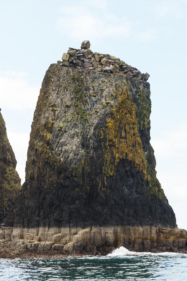 Sea Stack Off Canna