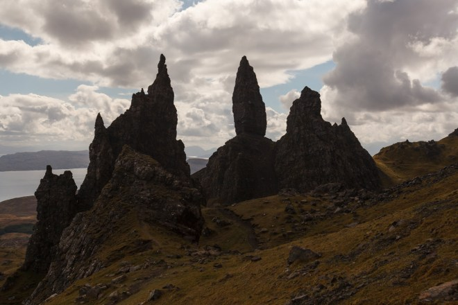 The Old Man Of Storr And The Needle #2