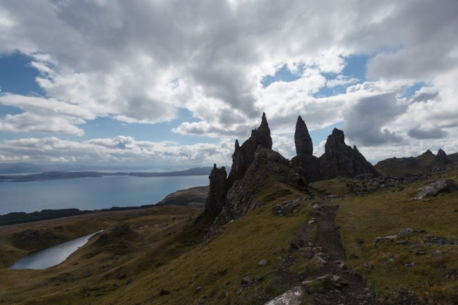 The Old Man Of Storr And The Needle