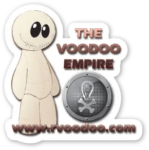 New Voodoo Empire Stickers for the Water Hill Festival – I Hope