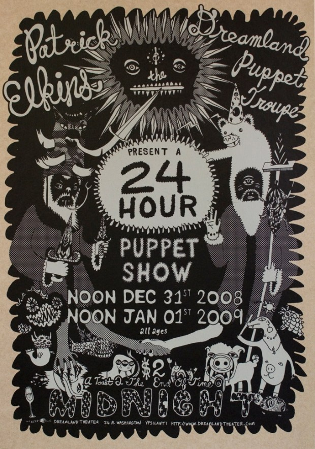 24HourPuppetShow