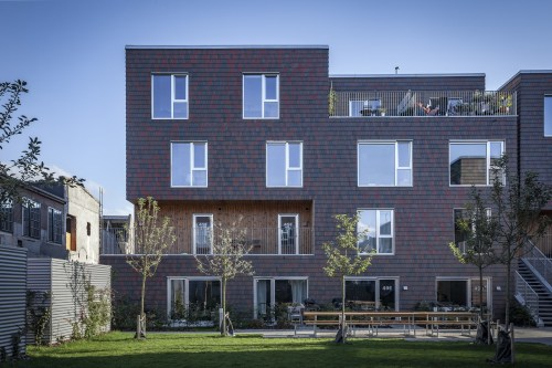 JAJA Architects & ONV│Arenakvarteret & Kløverbladsgade [Architecture Photography Denmark]