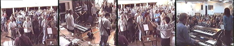 Kings Church Eastbourne archive footage