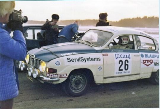 AAN-304 Heikki Vilkman Hankiralli -76