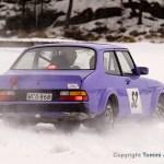 Saab 900 Merkkiluokan auto. Kuva: Tommi Järvinen