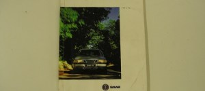 Saab European Guide 1995