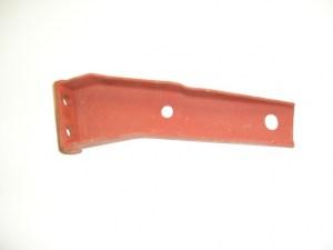 Rear bumber iron