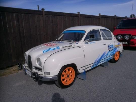 Ex Workmate´s Saab Sport