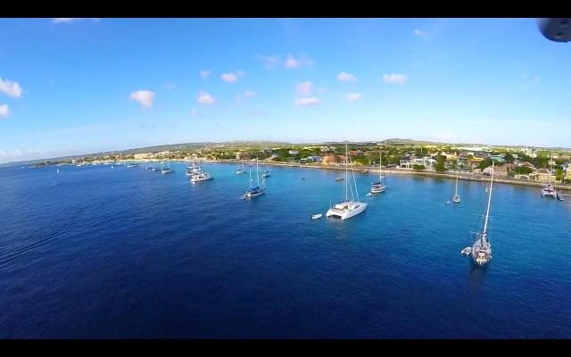 dronevideo Bonaire