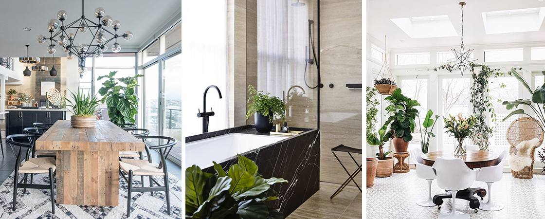 Using Natural Textures in your Home
