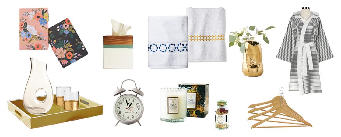 Cozy Guest Room Essentials