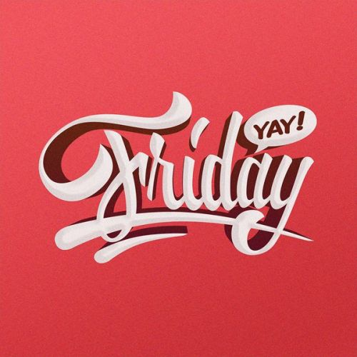 Motivation: Yay for Friday!