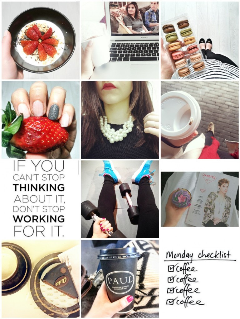 The week on Instagram