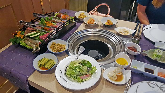 Luxembourg: Gang Nam Korean Restaurant