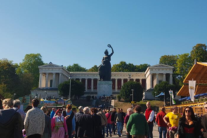 Munich: Oktoberfest