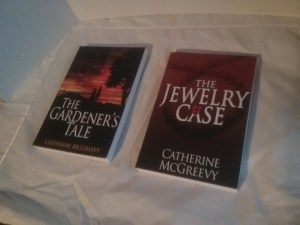2 books by Cathy McGreevy