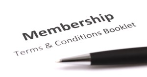 Membership agreement liabilities