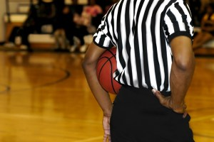Sports official insurance