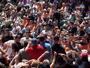 Baseball Spectator injuries
