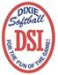 dixie-softball-logo