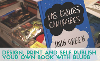 Blurb Photo Book Review: Design, Print and Self Publish Your Own Book