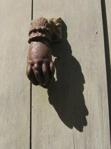 Iron fist velvet glove variants