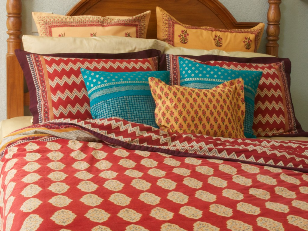 Helping You Pick Sheets For The Exotic Bold Colored Spice
