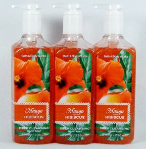 Mango Hibiscus Hand Soap - Amazon