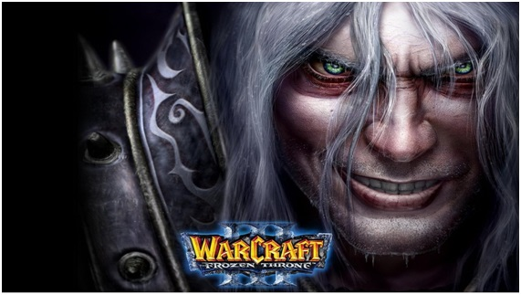 WarCraft - Frozen Throne