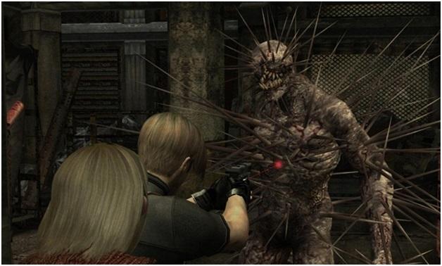 Regenerators from Resident Evil 4