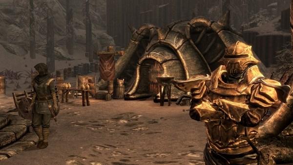 the elder scrolls v skyrim dragonborn gets screenshots details 11