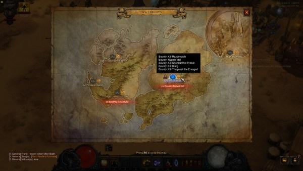 Diablo 3 Adventure Mode