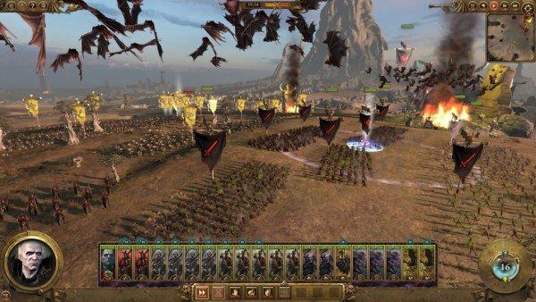 Total War Warhammer Battle Screenshot