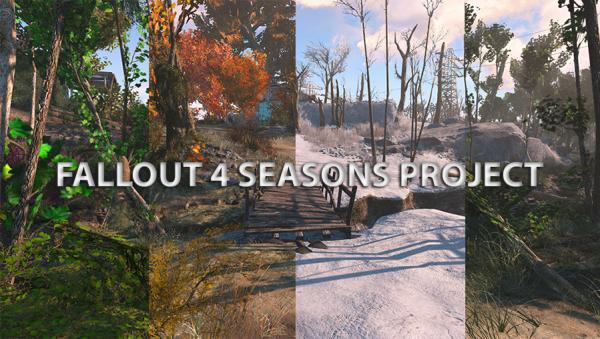 Fallout 4 Seasons by GameDutchess