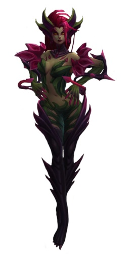 Zyra - Rise of the Thorns