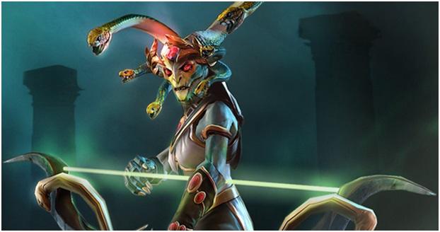 Medusa, the Gorgon
