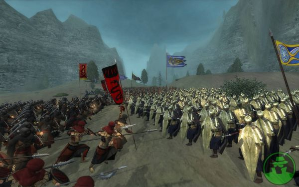 Total War: the Third Age is perfect for fans of Strategy and LOTR.