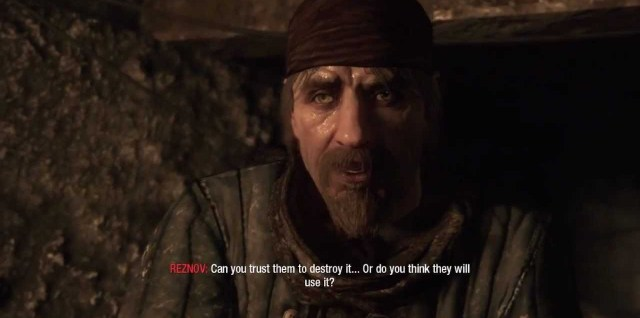 Reznov in Black ops