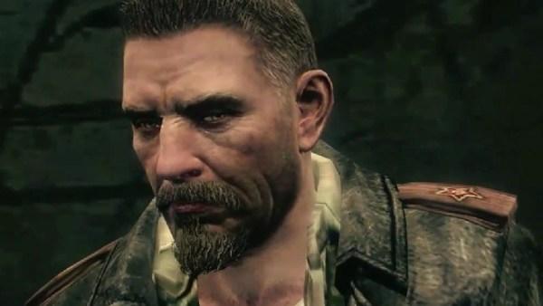 Reznov in Call of Duty Black Ops