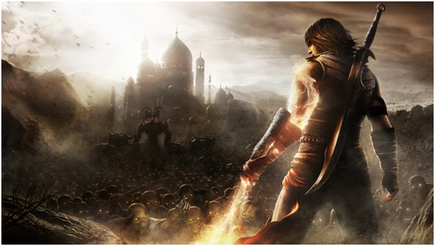 The Prince from Prince of Persia