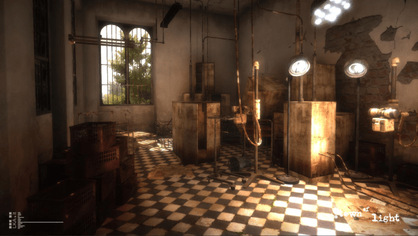 The Town of Light Screenshot of interiors