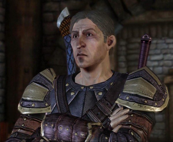 Arl Rendon Howe from Dragon Age Origins