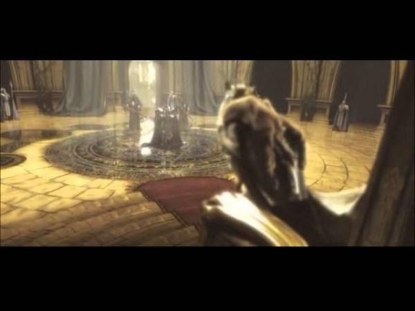 Arthas screenshot from WarCraft III