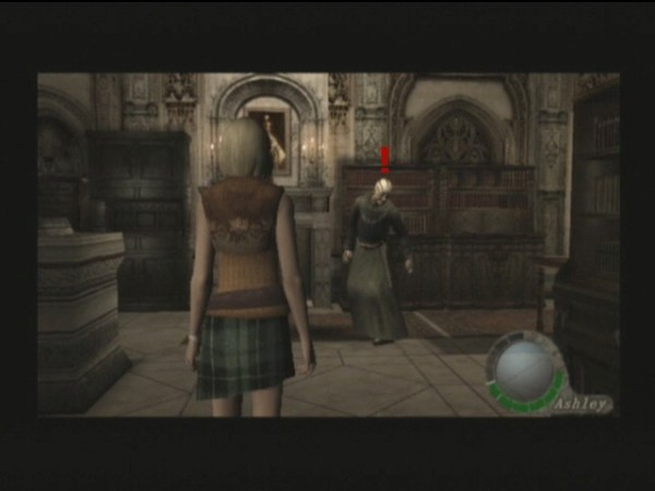 Ashley Graham from Resident Evil 4