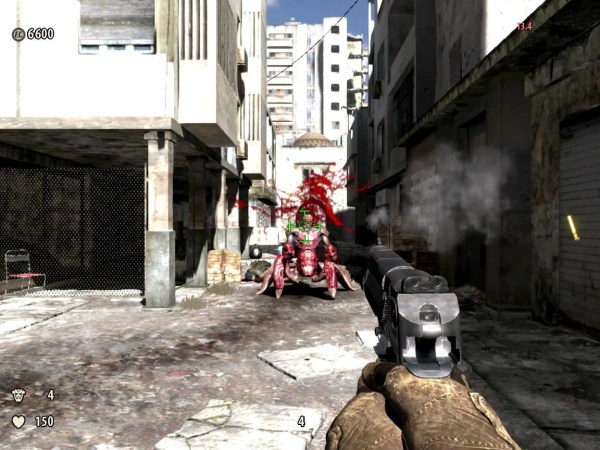 Red Scorpions from Serious Sam 3