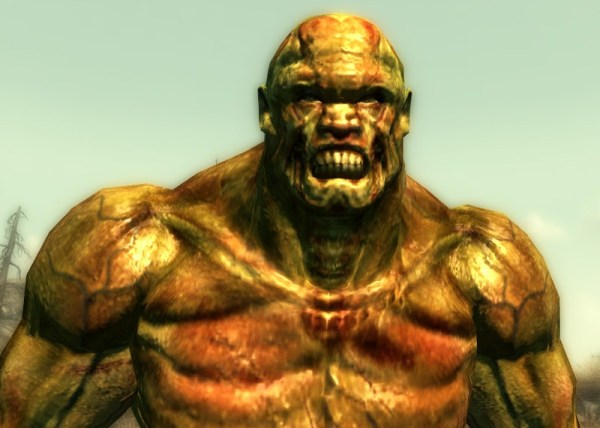 Uncle Leo from Fallout 3